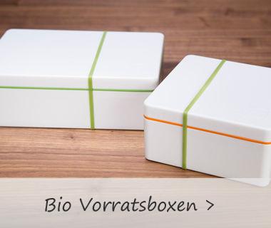 Bio Vorratsboxen