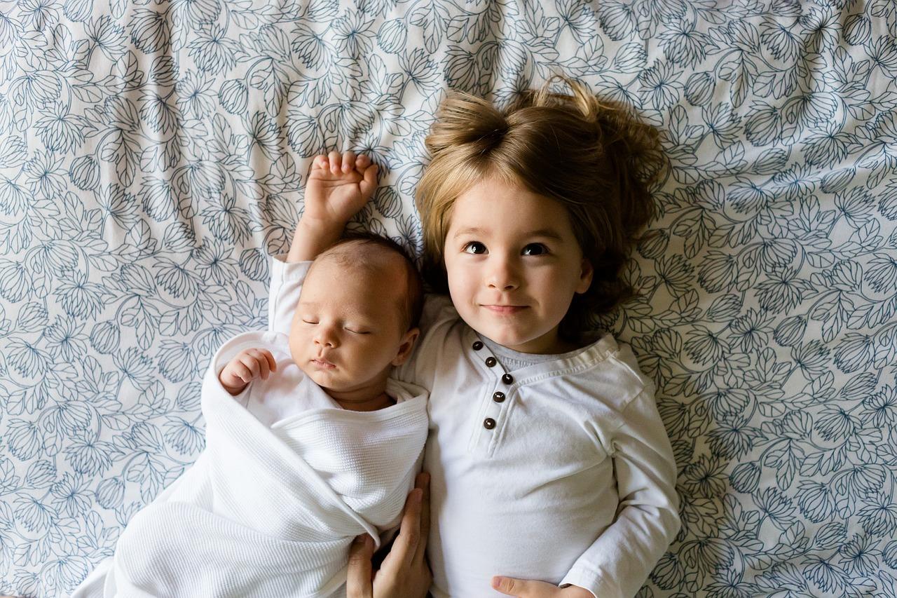 Die ersten Tage mit dem Neugeborenen