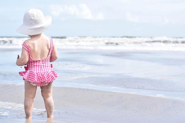 Urlaub mit dem Baby