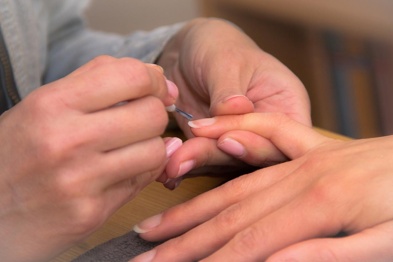 Die richtige Nagelpflege