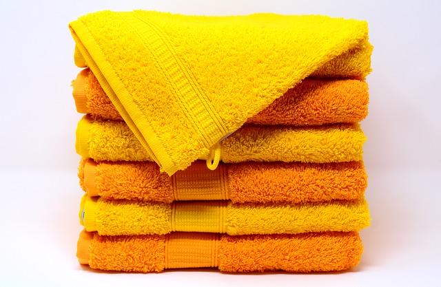 Einige Tricks um Handtücher hygienisch zu reinigen