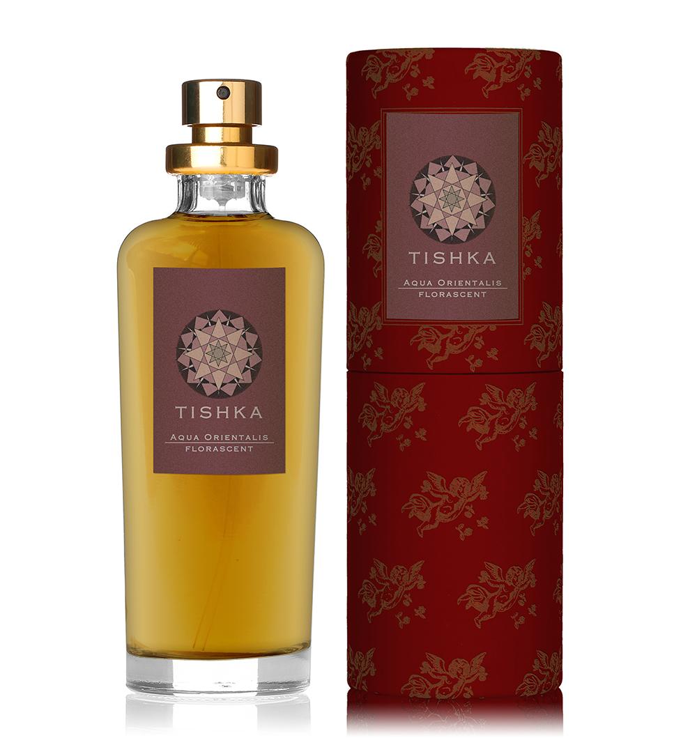 Orientalisches Bio-Parfüm Florascent