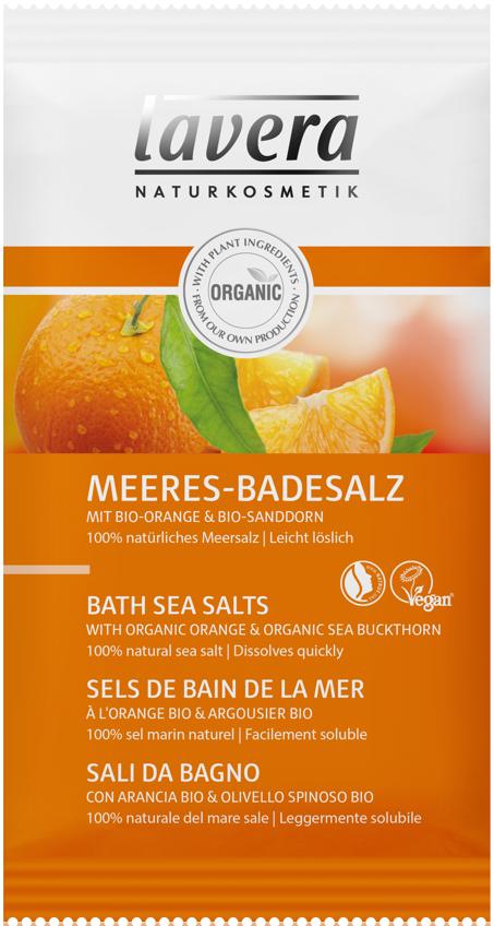 Badesalz Orange