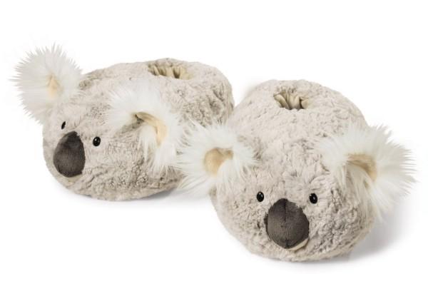 best cheap 4f5c9 95037 Lustige Plüsch Hausschuhe Koala