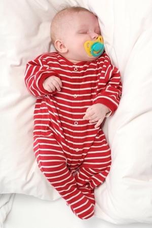 1bac1eff5d Baby Schlafanzug aus 100% Bio Baumwolle