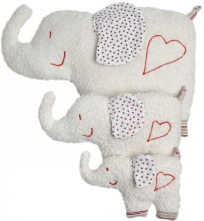 kuschel kissen elefant von efie kuschelkissen schmusekissen. Black Bedroom Furniture Sets. Home Design Ideas