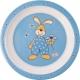 Sigikid Kinder Melamin Teller Semmel Bunny