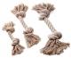 Baumwollknoten beige