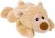 Wärme Schmusetier Sleepy Bear hellbraun