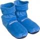 Fußwärmer Wärme Slippies Hot Boots Classic hellblau