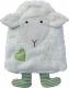 Bio Kinder Kirschkernkissen Schaf mit Herz