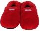 Wärme Slippies Deluxe gegen kalte Füße rot M