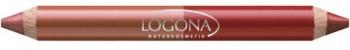 Logona  Holz Lippenstift 5 ruby red
