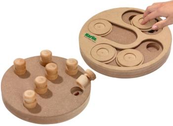 Hunde Intelligenzspielzeug 2-seitig rund