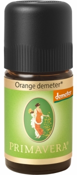 Primavera Orange demeter 5ml