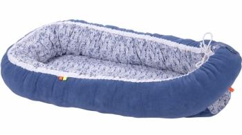 Kikadu Baby Kuschelnest blau