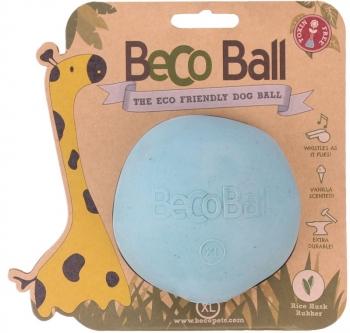 Beco Hundeball & Futterball blau