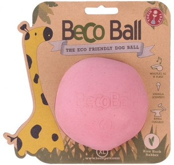 Beco Hundeball & Futterball rosa