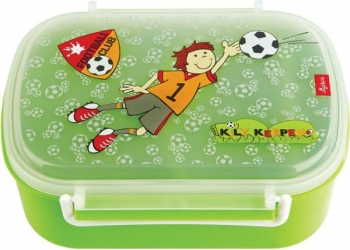 Sigikid Kinder Brotdose Fussball