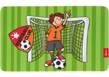 Sigikid Melamin Kinderbrettchen Fußball
