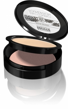 Lavera 2-in-1 Compact Foundation - Puder + Make up No. 1