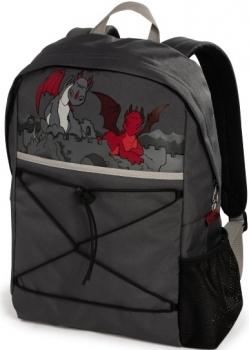 Drachenrucksack - Jungen Rucksack aus Nylon