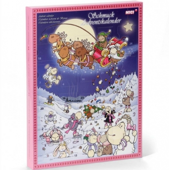 Kinder Schmuck Adventskalender