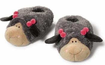 Kuschelige Tier Hausschuhe Schaf Jolly Lucy