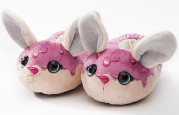 Hasen Hausschuhe Nicidoos für Kinder