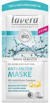Lavera Basis sensitiv Maske Q10 10ml