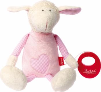 Mädchen Spieluhr rosa Schaf - Sigikid Organic