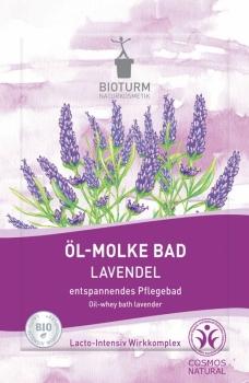 Bioturm Öl Molke Bad Lavendel 30ml