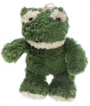 Nature Dog Toy Frosch