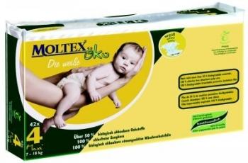 Moltex Öko Windeln Maxi - 40 Stück