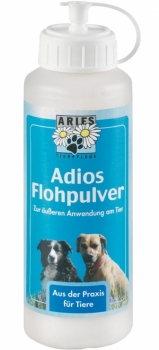 Aries Adios Flohpulver 180ml