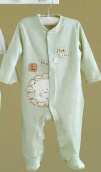 Baby Schlafstrampler | Overall