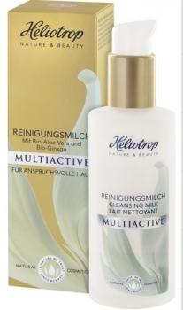 Heliotrop Multiactive Reinigungsmilch 120ml