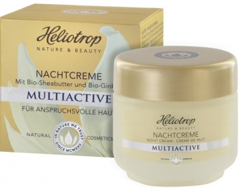 Heliotrop Multiactive Nachtcreme 50ml