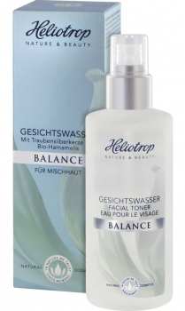 Heliotrop Balance Gesichtswasser 125ml