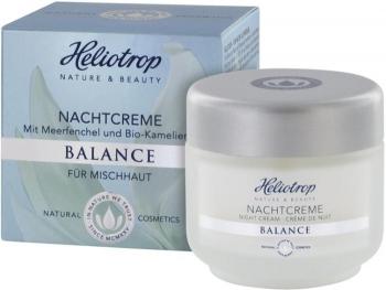 Heliotrop Balance Nachtcreme 50ml