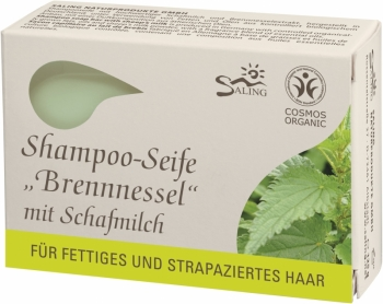 Saling Shampooseife Brennnessel 125g