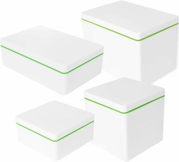 Vorratsbox Frischhaltedose aus Bio-Kunststoff