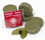 Alepposeife mit 16% Lorbeer 30g