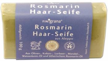 Aleppo Haarseife Rosmarin 100g