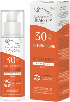 Algamaris Sonnencreme Gesicht LSF30 50ml