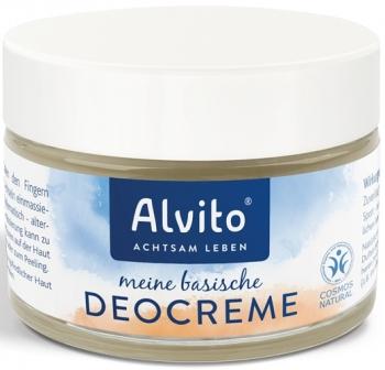 Alvito basische Deocreme 50ml