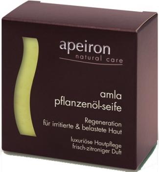Apeiron Amla Pflanzenölseife 100g