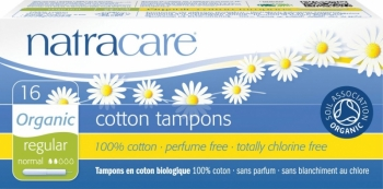 Natracare Tampons Normal mit Applikator