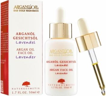 Argand'Or Arganöl Gesichtsöl Lavendel 50ml