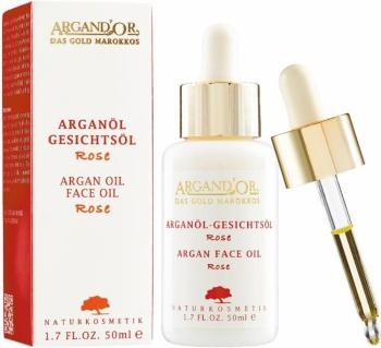 Argand'Or Arganöl Gesichtsöl Rose 50ml